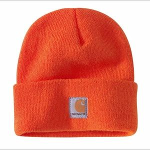 Available color! Youth orange Carhartt beanie